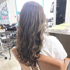 レイヤーロングヘア 360度どこからみても綺麗なロングヘア ロング ナチュラル ヘアスタイルや髪型の写真・画像