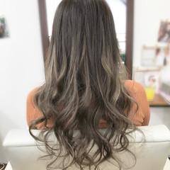 ロング エクステ エレガント 上品 ヘアスタイルや髪型の写真・画像