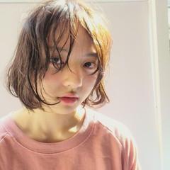 ニュアンス パーマ リラックス 外国人風 ヘアスタイルや髪型の写真・画像