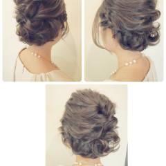 コンサバ パンク 愛され ヘアアレンジ ヘアスタイルや髪型の写真・画像