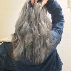 アウトドア ヘアアレンジ スポーツ ロング ヘアスタイルや髪型の写真・画像