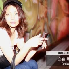 ストリート 外国人風 ミディアム 卵型 ヘアスタイルや髪型の写真・画像