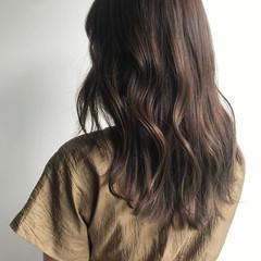 韓国ヘア 透明感カラー フェミニン 大人かわいい ヘアスタイルや髪型の写真・画像