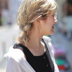 フェミニン デート 海系 ヘアアレンジ ヘアスタイルや髪型の写真・画像