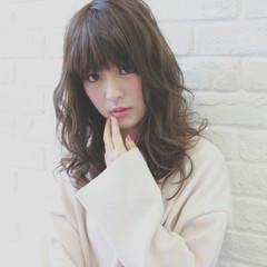 大人女子 冬 外国人風 小顔 ヘアスタイルや髪型の写真・画像