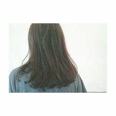 ロング 暗髪 外国人風 艶髪 ヘアスタイルや髪型の写真・画像