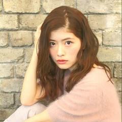 外国人風 大人かわいい 冬 ガーリー ヘアスタイルや髪型の写真・画像