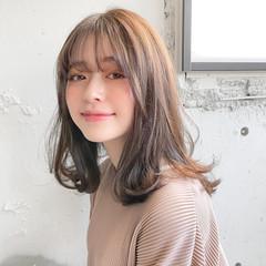 アンニュイほつれヘア ミディアム パーティ デート ヘアスタイルや髪型の写真・画像