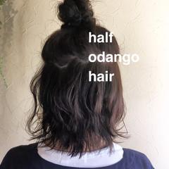 パーマ フェミニン モテボブ デート ヘアスタイルや髪型の写真・画像