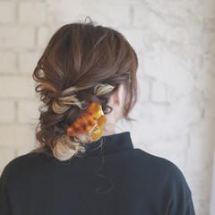 結婚式 簡単ヘアアレンジ ショート ヘアアレンジ ヘアスタイルや髪型の写真・画像