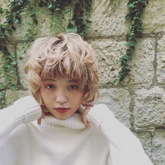 アウトドア 簡単ヘアアレンジ フェミニン ヘアアレンジ ヘアスタイルや髪型の写真・画像