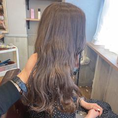 ショートヘア セミロング 切りっぱなしボブ ショートボブ ヘアスタイルや髪型の写真・画像