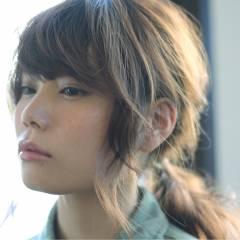 ヘアアレンジ 大人かわいい ロング 外国人風 ヘアスタイルや髪型の写真・画像