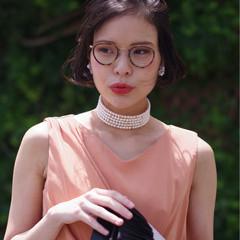 大人女子 結婚式 上品 簡単ヘアアレンジ ヘアスタイルや髪型の写真・画像