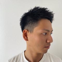 ストリート メンズショート メンズヘア メンズ ヘアスタイルや髪型の写真・画像