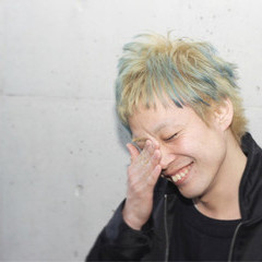 ハイトーン メンズ ロック ビジュアル系 ヘアスタイルや髪型の写真・画像
