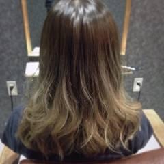 アッシュグレージュ 外国人風 グレージュ 外国人風カラー ヘアスタイルや髪型の写真・画像