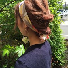 大人かわいい ゆるふわ ハーフアップ ヘアアレンジ ヘアスタイルや髪型の写真・画像