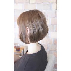 女子会 アッシュ 色気 フェミニン ヘアスタイルや髪型の写真・画像