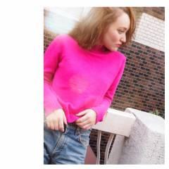 ストリート ミディアム ニュアンス ウェーブ ヘアスタイルや髪型の写真・画像