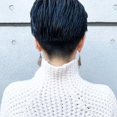 ショートヘア ショート 刈り上げショート 刈り上げ女子 ヘアスタイルや髪型の写真・画像