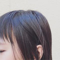 ショート 黒髪 外国人風 ストリート ヘアスタイルや髪型の写真・画像