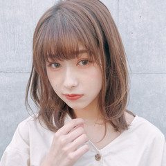 デート アンニュイほつれヘア モテ髪 デジタルパーマ ヘアスタイルや髪型の写真・画像