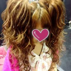 ロング ツインテール ヘアスタイルや髪型の写真・画像