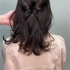 簡単ヘアアレンジ 結婚式 ヘアセット動画 ヘアセット ヘアスタイルや髪型の写真・画像