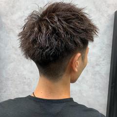 メンズカット メンズショート ショート メンズ ヘアスタイルや髪型の写真・画像