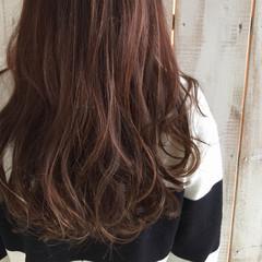 ロング 大人かわいい 3Dカラー ベージュ ヘアスタイルや髪型の写真・画像