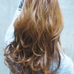 外国人風 コンサバ ロング 大人かわいい ヘアスタイルや髪型の写真・画像
