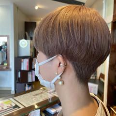 ベリーショート ショート ショートヘア ショートボブ ヘアスタイルや髪型の写真・画像