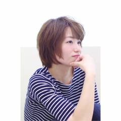 ナチュラル ウェットヘア 大人かわいい マルサラ ヘアスタイルや髪型の写真・画像
