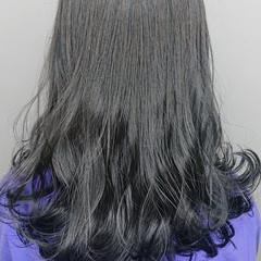 ブルージュ ヘアアレンジ グレージュ ナチュラル ヘアスタイルや髪型の写真・画像