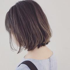 透明感 秋 ストリート 外国人風 ヘアスタイルや髪型の写真・画像