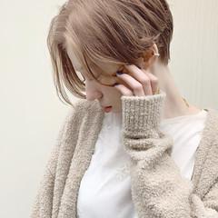 ショートヘア ベリーショート ミニボブ ショート ヘアスタイルや髪型の写真・画像