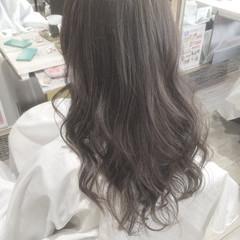 アッシュ 暗髪 外国人風 黒髪 ヘアスタイルや髪型の写真・画像