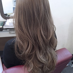 大人かわいい ロング 外国人風 フェミニン ヘアスタイルや髪型の写真・画像