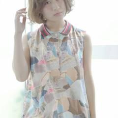 ナチュラル ガーリー モテ髪 ストリート ヘアスタイルや髪型の写真・画像