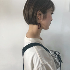 ナチュラル オフィス デート アウトドア ヘアスタイルや髪型の写真・画像