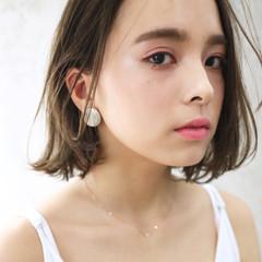 外国人風 外国人風カラー ハイライト ダブルカラー ヘアスタイルや髪型の写真・画像
