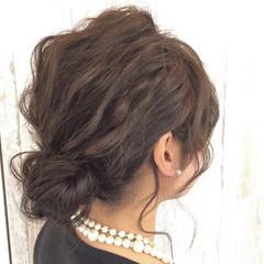 ゆるふわ ショート 波ウェーブ セミロング ヘアスタイルや髪型の写真・画像