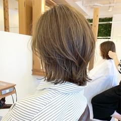 ふんわり ショート  ナチュラル ヘアスタイルや髪型の写真・画像