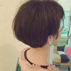 似合わせ 女子会 黒髪 小顔 ヘアスタイルや髪型の写真・画像