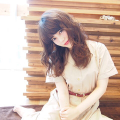 かわいい 大人かわいい ナチュラル モテ髪 ヘアスタイルや髪型の写真・画像