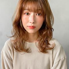 ヨシンモリ 韓国ヘア 韓国 レイヤーカット ヘアスタイルや髪型の写真・画像