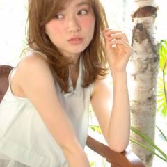 夏 大人かわいい 春 モテ髪 ヘアスタイルや髪型の写真・画像