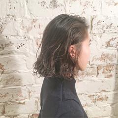 スポーツ オフィス アンニュイほつれヘア ナチュラル ヘアスタイルや髪型の写真・画像