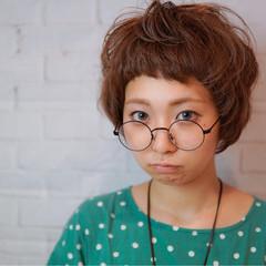 ゆるふわ 外国人風 くせ毛風 ストリート ヘアスタイルや髪型の写真・画像